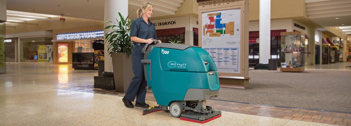 macchine professionali per imprese di pulizia