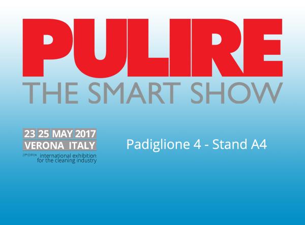 Stand Pulire Verona 2017