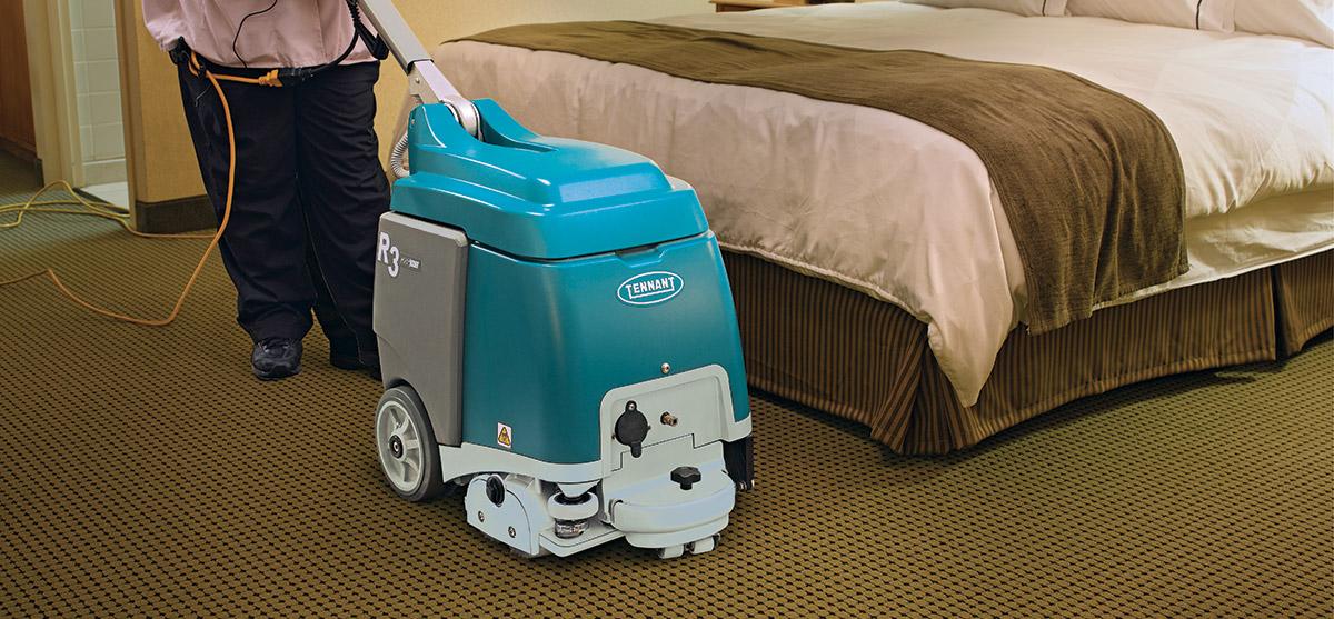 macchina lavamoquette tennant r3 isc macchine per la pulizia industriale e professionale. Black Bedroom Furniture Sets. Home Design Ideas