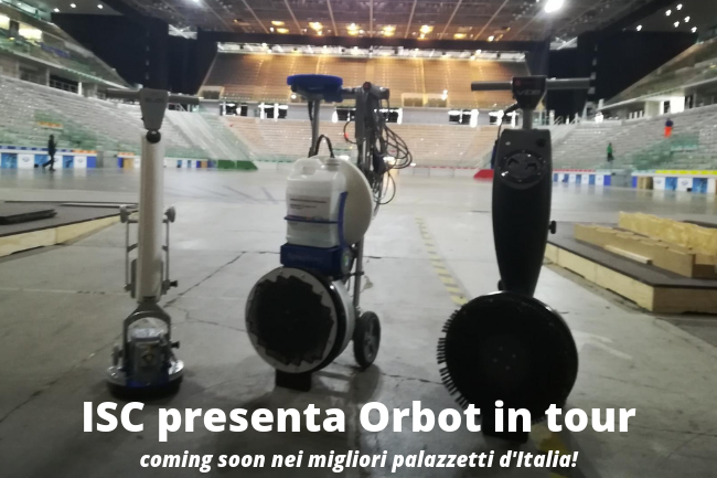 Orbot in tour