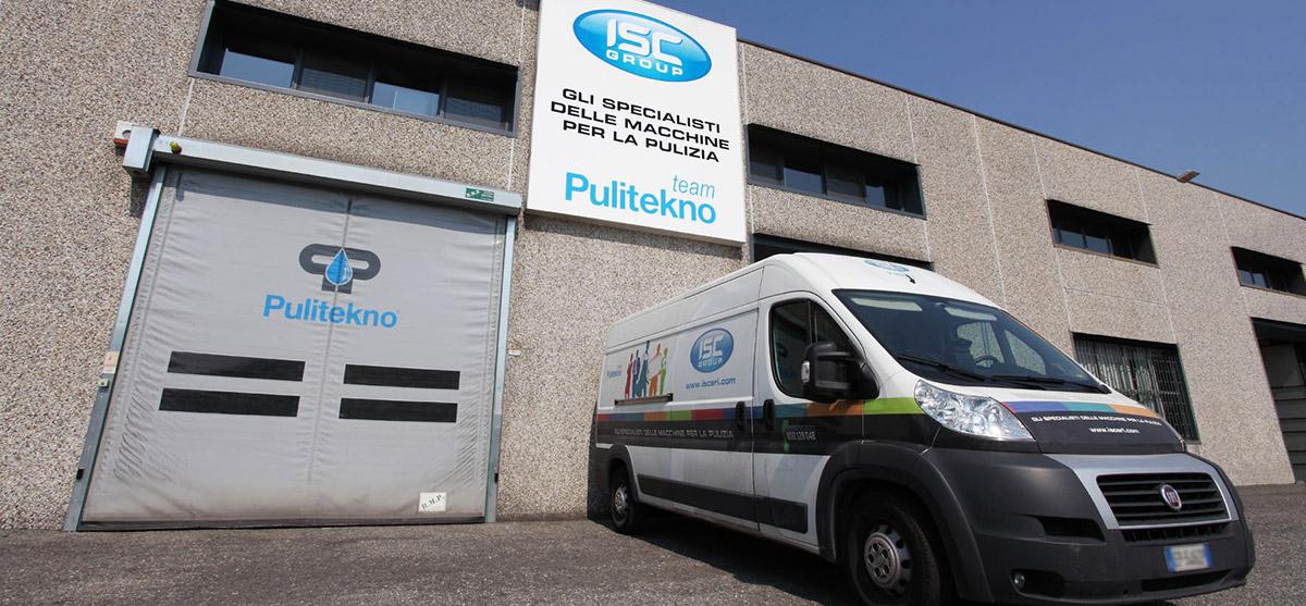 Macchine per la pulizia - Pulitekno Brescia