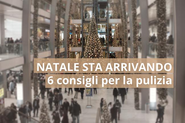 Shopping Natalizio 6 consigli per la pulizia