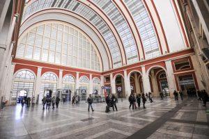 Atrio Stazione Torino Porta Nuova